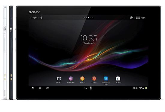 Picture of Sony Tab 8 inches