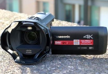 Picture of Panasonic 25 picxel camera