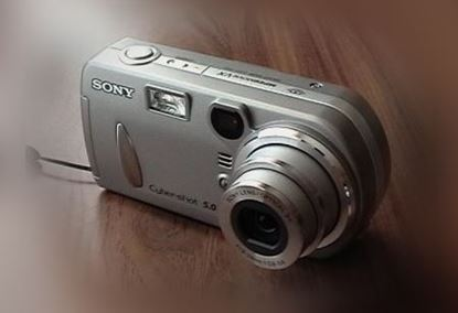 Picture of Sony 5 picxel Camera