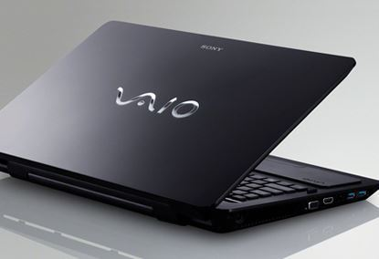 Picture of Sony Laptop 8 Ram,Core i5 processor